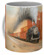 Raining Cinders Coffee Mug