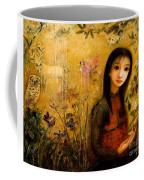 Raining Garden Coffee Mug