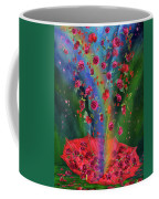 Raining Roses 2 Coffee Mug