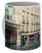 Rainy Bath Coffee Mug