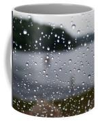 Rainy Day At The Lake Coffee Mug