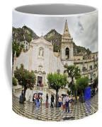 Rainy Day In Taormina 2 Coffee Mug
