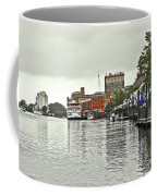 Rainy Day In Wilmington Coffee Mug