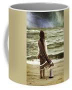 Rainy Day Coffee Mug by Joana Kruse