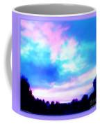 Rainy Day Painting Coffee Mug