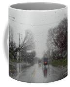 Rainy Fall Day Coffee Mug