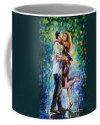 Rainy Kiss Coffee Mug