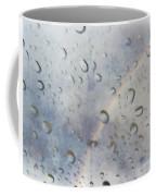 Rainy Rainbow Coffee Mug