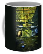 Raise The Roof Coffee Mug by Evelina Kremsdorf