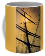 Raise The Sails Coffee Mug