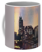 Raleigh Skyscrapers Coffee Mug