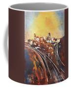 Raleigh Sunrise II Coffee Mug