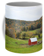 Ram Hollow Barn Coffee Mug