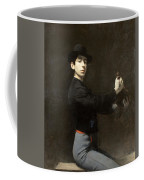 Ramon Casas - Self-portrait  2 Coffee Mug