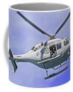 Ran N49 Bell 429 Global Ranger N49-048 Coffee Mug