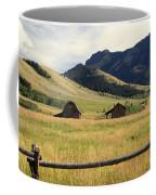 Ranch Along Tom Miner Road Coffee Mug