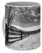 Ranch In Winter Coffee Mug
