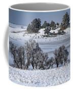 Ranch Land Sun And Shadows Coffee Mug