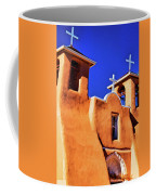 Ranchos De Taos Church Coffee Mug
