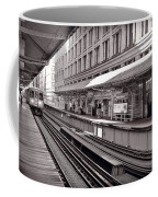 Randolph Street Station Chicago Coffee Mug