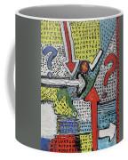 Random Art Coffee Mug