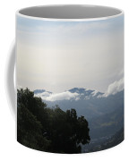 Random Clouds Coffee Mug