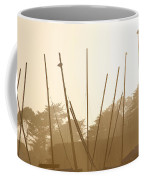 Random Masts Coffee Mug