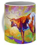 Range Rover II - Texas Longhorn Coffee Mug