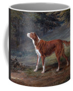 Ranger A Setter The Property Of Elizabeth Gray Coffee Mug