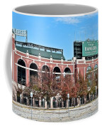 Rangers Global Life Park Coffee Mug