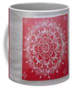Rangoli Mandala Coffee Mug