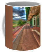 Rannoch Station Platform Coffee Mug