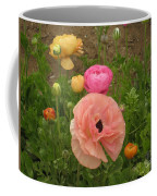 Ranunculus 4 Coffee Mug