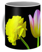 Ranunculus And Tulip Coffee Mug