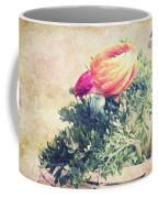 Ranunculus Stilllife Coffee Mug