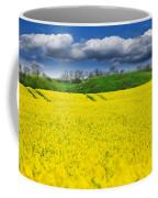 Rape Field Coffee Mug