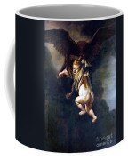 Rape Of Ganymede Coffee Mug