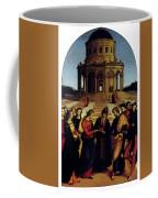 Raphael Marriage Of The Virgin Coffee Mug