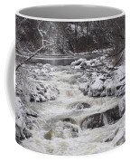 Rapids At Bull's Bridge 1 Coffee Mug