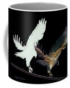 Raptor And His Soul Coffee Mug