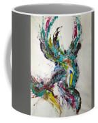 Raptor Dna Coffee Mug