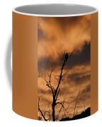 Raptor Silhouette  Coffee Mug