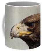 Raptor Wild Bird Of Prey Portrait Closeup Coffee Mug