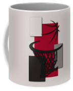 Raptors Hoop Coffee Mug