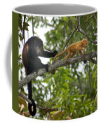 Rare Golden Monkey Coffee Mug