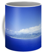 Rarotonga Aerial Coffee Mug