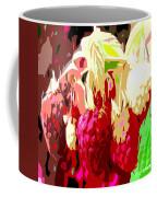 Raspberry Bush Coffee Mug