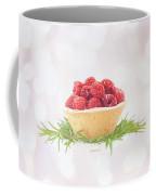 Raspberry Holidays Coffee Mug