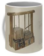 Rat Trap Coffee Mug