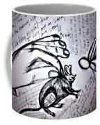 Rato De Fino Trato Coffee Mug